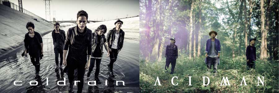 coldrain-acidman